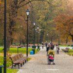 Seniausias viešasis parkas