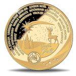 Daugiausia kalbų kaldinta moneta