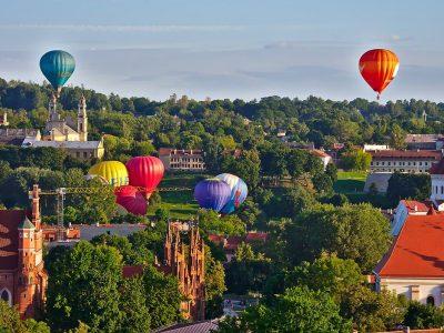 Daugiausia oro balionų